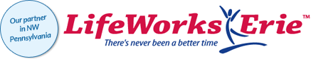Lifeworks Erie Logo