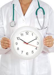 caregiver clock