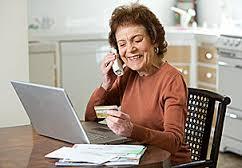 elder identity theft
