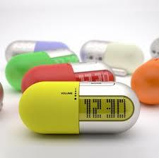 geriatric pill clock