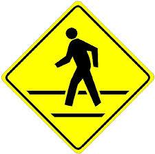 elder pedestrian