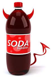 Diet soda bar for elders
